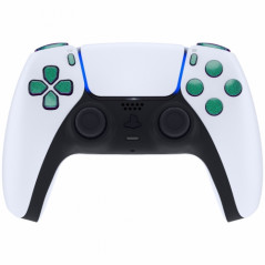 PS5 Dualsense Mod Controller with Back Paddles