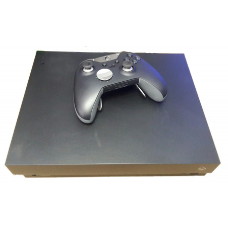 Xbox One X 1TB Console Preowned with a Xbox Elite Controller