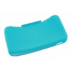 NEW 2DS XL/LL Protective Soft Silicone Case Blue