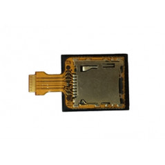 NEW 3DS XL Micro TF Memory Card Socket Connetor Flex Cable for (Pulled)