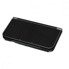 New 3DS LL/XL Console Carbon Fiber Skin Black