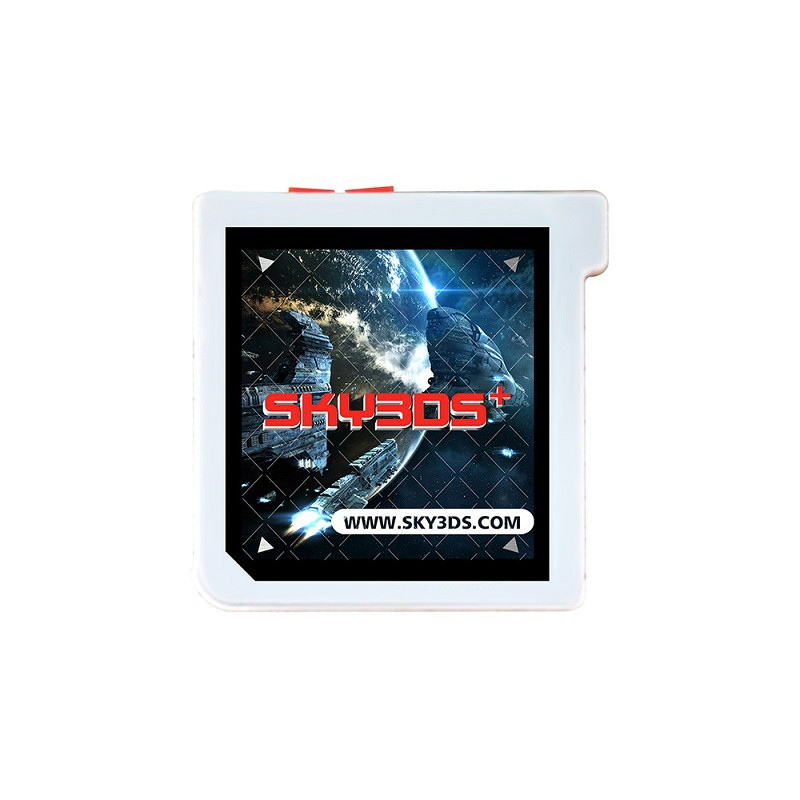 SKY3DS+ Plus 2nd Generation New 3DS Flashcard with Dock
