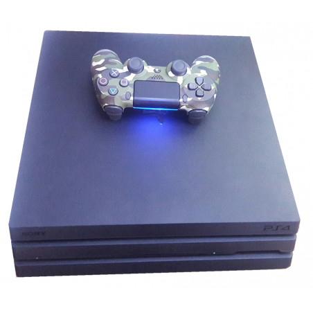 PS4 PRO 1TB Console Pre-Owned + Magnetic Charge Dock