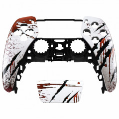 PS5 Dualsense Controller Front Shell With Touchpad Gloss Clawed