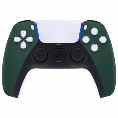 PS5 Dualsense Controller Front Shell Soft Touch Racing Green