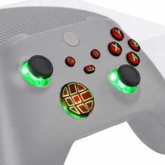 Xbox Series X/S Controller Multi-color DTF LED Kit