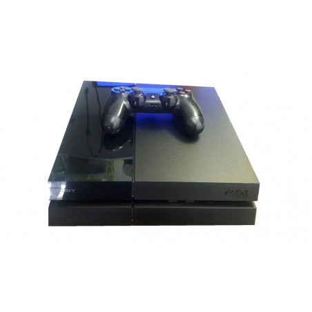 Playstation 4 Console 500GB Pre-Owned on Low Firmware 5.55