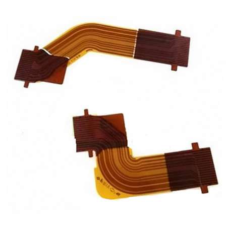 PS5 Dualsense Wireless Controller Original Left and Right R2 L2 Motor Connect Ribbon Flex Cable Preowned