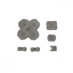 NS Switch Left Joy-con Replacement Conductive D-Pad Rubber 5-Piece Set