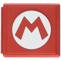 NS switch Game Card Cartridge Storage Case 12 Slot Mario