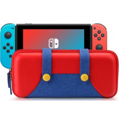 NS Switch Mario Style Protective Hard Shell Portable Travel Carry Case