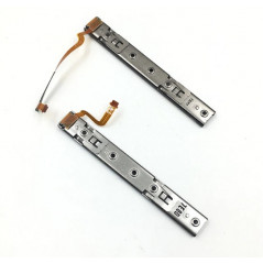NS Switch Console Left and Right Slider With Flex Cable (Pulled)