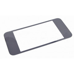 NEW 2DSXL/LL Replacement Top Surface Glass with Gasket Black