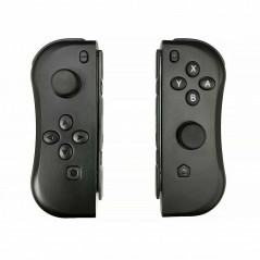 NS switch Console Left and Right Wireless Joycon Controller v2 version black