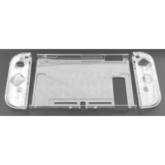 Ns Switch Console and Joy-con Replacement Housing Clear