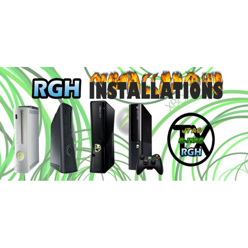 Xbox 360 RGH Installations
