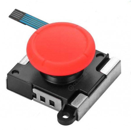 NS Switch and Switch Lite Original 3D Button Analog Stick White