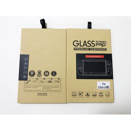 Nintendo Switch Lite Premium 9H 2.5D Tempered Glass Film 0.35mm Anti blue ray Screen Protector