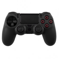 PS4 DUALSHOCK 4 PROTECTION SERIES SILICON SKIN BLACK