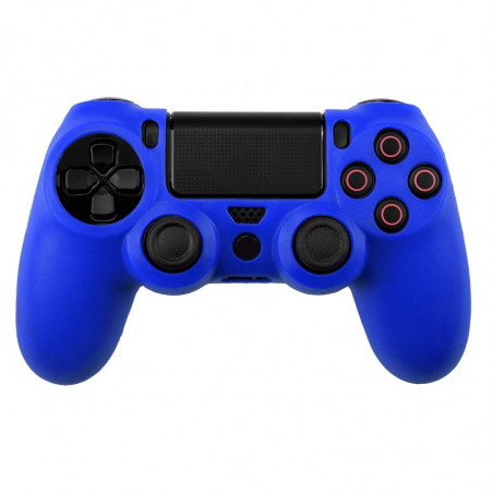 PS4 DUALSHOCK 4 PROTECTION SERIES SILICON SKIN DARK BLUE