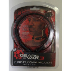 Xbox 360 gears of war throat communicator New