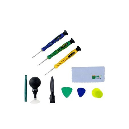 10 in 1 BST-601B Disassemble Tools Set for Samsung /HTC /Nokia /Blackberry /Sony /Other Cell Phone