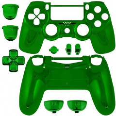 PS4 DUALSHOCK 4 CONTROLLER SHELL CHROME GREEN