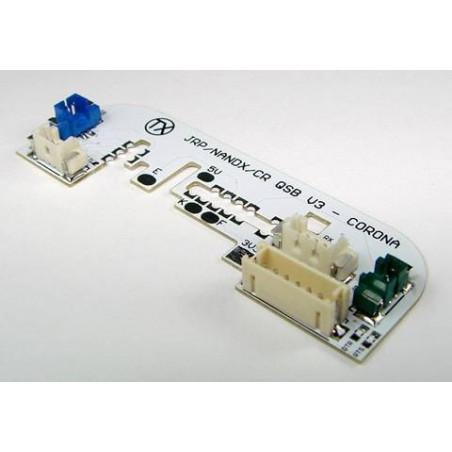 JRP/NANDX/CR - Corona QSB ( Quick Solder Boards )V3