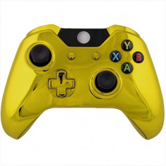 WIRELESS CONTROLLER SHELL FOR XBOX ONE CHROME GOLD