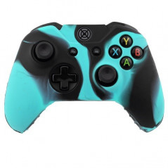 XBOX ONE CONTROLLER SILICON PROTECT CASE MULTI COLOR BLUE BLACK