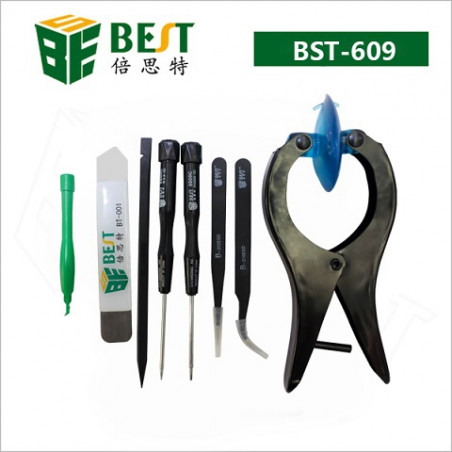 BST-609 Handy Disassemble Tool Kit Set for iPhone 4/4s/5/5s iPhone 6/6 plus / iPad
