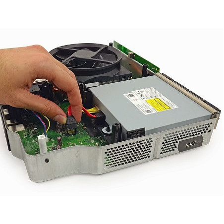 XBOX ONE Blu-Ray Liteon DVD-Rom Disc Drive DG-6M1S-01B without Mainboard (Pulled)
