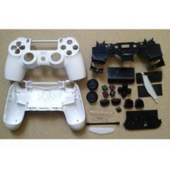 PS4 DUALSHOCK 4 COMPLETE SHELL SERIES GLOSS WHITE