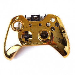 XBOX ONE WIRELESS CONTROLLER SHELL MIRROR CHROME GOLD