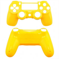 PS4 DUALSHOCK 4 TOP AND BOTTOM SHELL SERIES GLOSS YELLOW