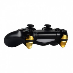 PS4 DS4 Trigger set R1L1 R2L2 with Springs Chrome Gold