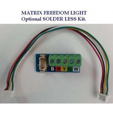 Freedom Light Solderless Kit