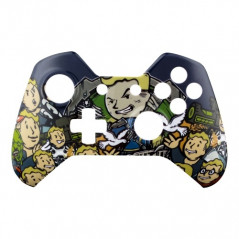 Xbox One Controller Front Faceplate Art Series Pipboy Assembly