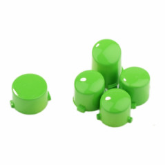 Xbox One Controller Button Set Polished Glossy Green