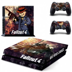 PS4 VINYL SKIN KIT FALLOUT 4