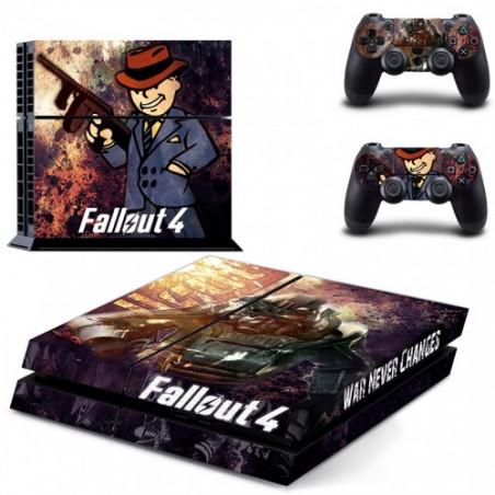 PS4 VINYL SKIN KIT FALLOUT 4