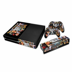 XBOX ONE CONSOLE VINYL SKIN KIT GRAND