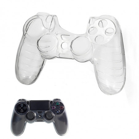 PS4 DUALSHOCK 4 PROTECTION SERIES CLEAR PROTECTIVE SHELL