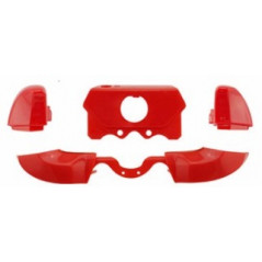 Xbox One Trigger Set RED For Controllers with a 3.55 Headset Jack