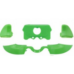 Xbox One Trigger Set GREEN For Controllers with a 3.55 Headset Jack