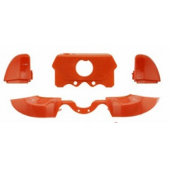 Xbox One Trigger Set ORANGE For Controllers with a 3.55 Headset Jack