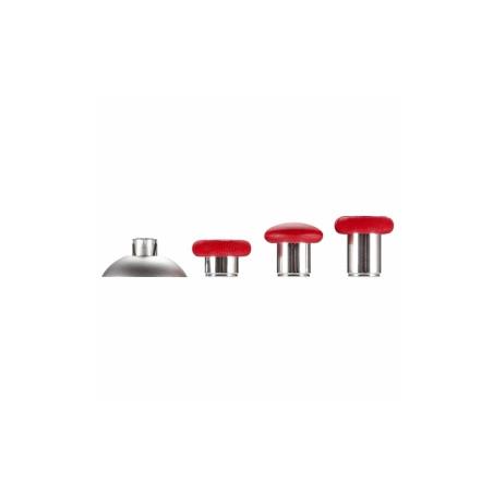 Xbox One / Xbox Series / Elite V1 / PS4 Controller Red Raised Anti-slip Thumbsticks