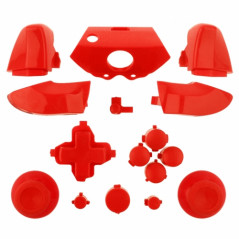 Xbox One Full Button Set ORANGE