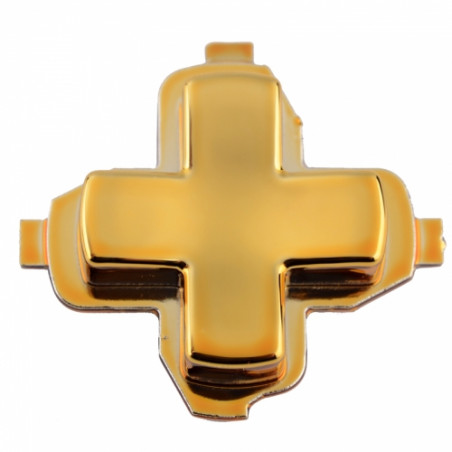 XBOX One Controller D-Pad Chrome Gold