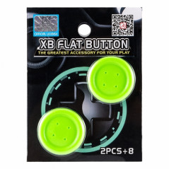 XBOX ONE CONTROLLER PROJECT DESIGN XB FLAT BUTTON GREEN